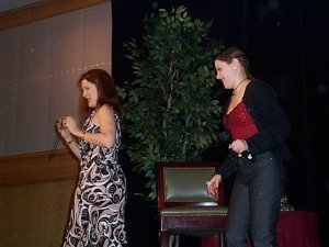 Maxwell Sisters at a Science (fiction) Convention